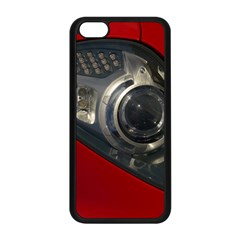 Auto Red Fast Sport Apple iPhone 5C Seamless Case (Black)