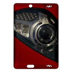 Auto Red Fast Sport Amazon Kindle Fire HD (2013) Hardshell Case