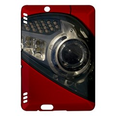 Auto Red Fast Sport Kindle Fire HDX Hardshell Case