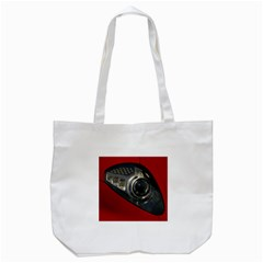 Auto Red Fast Sport Tote Bag (White)