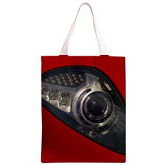 Auto Red Fast Sport Classic Light Tote Bag