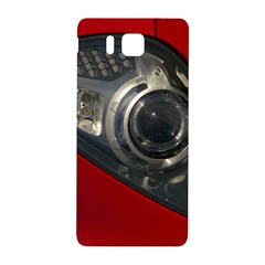 Auto Red Fast Sport Samsung Galaxy Alpha Hardshell Back Case