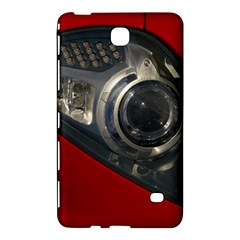 Auto Red Fast Sport Samsung Galaxy Tab 4 (8 ) Hardshell Case