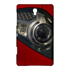 Auto Red Fast Sport Samsung Galaxy Tab S (8.4 ) Hardshell Case