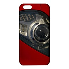 Auto Red Fast Sport iPhone 6/6S TPU Case