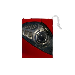 Auto Red Fast Sport Drawstring Pouches (XS)