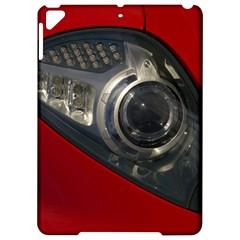 Auto Red Fast Sport Apple iPad Pro 9.7   Hardshell Case