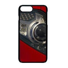 Auto Red Fast Sport Apple iPhone 7 Plus Seamless Case (Black)