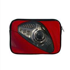 Auto Red Fast Sport Apple MacBook Pro 15  Zipper Case