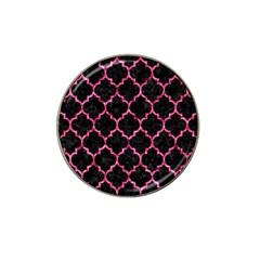 TIL1 BK-PK MARBLE Hat Clip Ball Marker (10 pack)