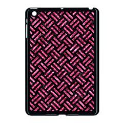 WOV2 BK-PK MARBLE Apple iPad Mini Case (Black)