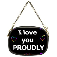 Proudly love Chain Purses (One Side)
