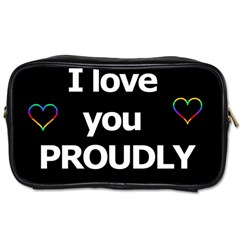 Proudly love Toiletries Bags