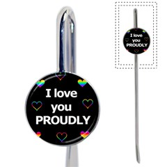 Proudly love Book Mark