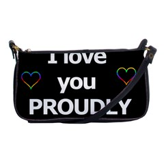 Proudly love Shoulder Clutch Bags