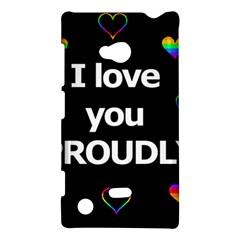 Proudly love Nokia Lumia 720