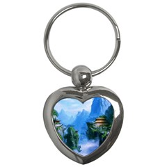 Fantasy nature Key Chains (Heart)