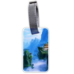 Fantasy nature Luggage Tags (Two Sides)