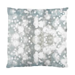Light Circles, watercolor art painting Standard Cushion Case (Two Sides)