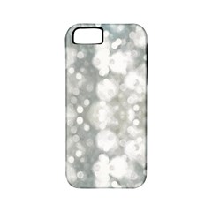 Light Circles, watercolor art painting Apple iPhone 5 Classic Hardshell Case (PC+Silicone)