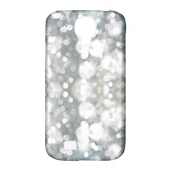 Light Circles, watercolor art painting Samsung Galaxy S4 Classic Hardshell Case (PC+Silicone)
