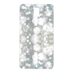 Light Circles, watercolor art painting Samsung Galaxy Note 3 N9005 Hardshell Back Case