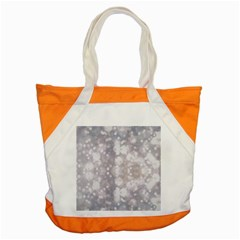 Light Circles, rouge Aquarel painting Accent Tote Bag