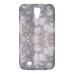Light Circles, rouge Aquarel painting Samsung Galaxy Mega 6.3  I9200 Hardshell Case