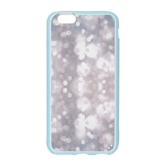 Light Circles, rouge Aquarel painting Apple Seamless iPhone 6/6S Case (Color)