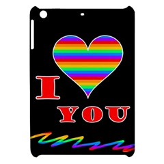 I love you Apple iPad Mini Hardshell Case