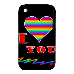 I love you iPhone 3S/3GS