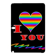 I love you Samsung Galaxy Tab Pro 12.2 Hardshell Case