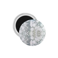 Light Circles, blue gray white colors 1.75  Magnets
