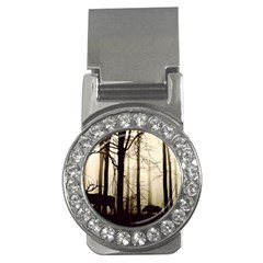 Forest Fog Hirsch Wild Boars Money Clips (CZ)