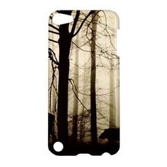 Forest Fog Hirsch Wild Boars Apple iPod Touch 5 Hardshell Case