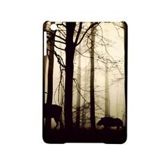 Forest Fog Hirsch Wild Boars iPad Mini 2 Hardshell Cases