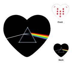 Pink floyd  Playing Cards (Heart)