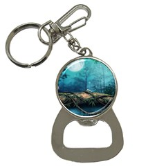 Mysterious fantasy nature  Bottle Opener Key Chains