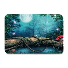 Mysterious fantasy nature  Plate Mats