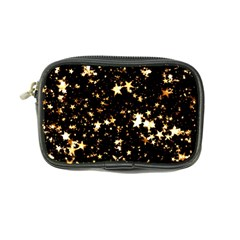 Golden stars in the sky Coin Purse