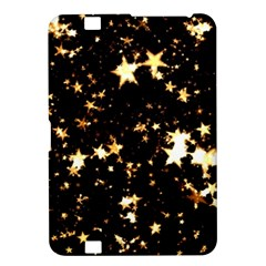 Golden stars in the sky Kindle Fire HD 8.9