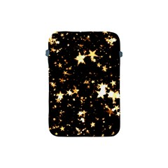 Golden stars in the sky Apple iPad Mini Protective Soft Cases