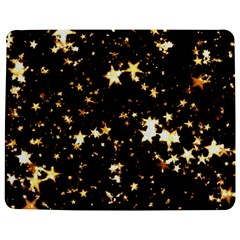 Golden stars in the sky Jigsaw Puzzle Photo Stand (Rectangular)