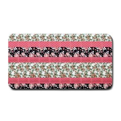 Cute Flower Pattern Medium Bar Mats