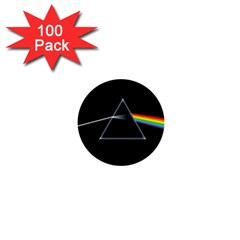 Pink floyd  1  Mini Buttons (100 pack)