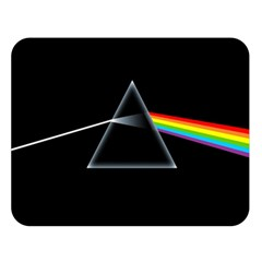 Pink floyd  Double Sided Flano Blanket (Large)