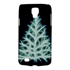 Christmas fir, green and black color Galaxy S4 Active