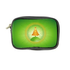 Beautiful Christmas Tree Design Coin Purse