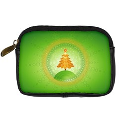 Beautiful Christmas Tree Design Digital Camera Cases
