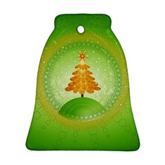 Beautiful Christmas Tree Design Ornament (Bell)